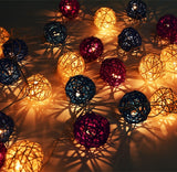 3Mx3M 320LED Outdoor Christmas Xmas String Fairy Wedding Curtain Light With Tail Plug EU/220V