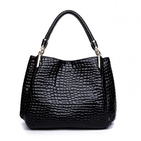 New Fashion Women's Ladies Leather Handbag Bag Tote Shoulder Bags