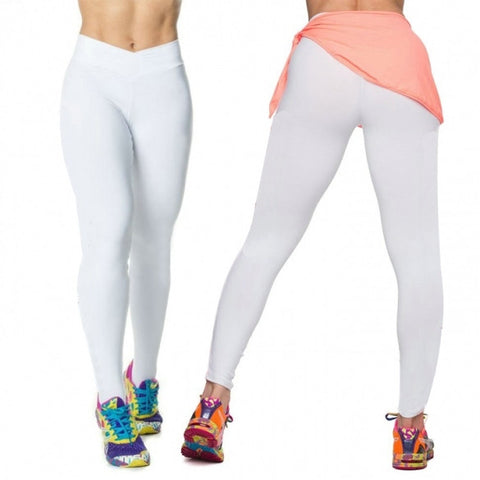 3bbb8f7488a New Fashion Women s Sexy High Waist Yoga Sport Running Fitness Leggings