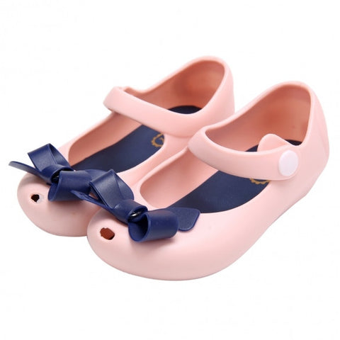 Fashion Walker Toddler Baby Girl Bow Mary Jane Flat Sandal