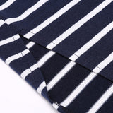 Fashion Women Sexy Stripe Casual Sleeveless Dress Set Crop Top+Bodycon Mini Dress