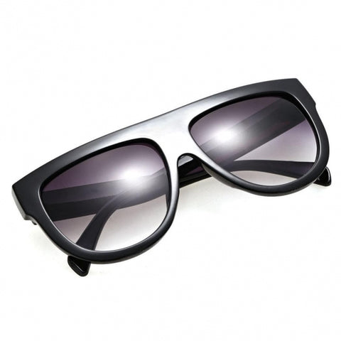 Trendy Retro Frame Sunglasses