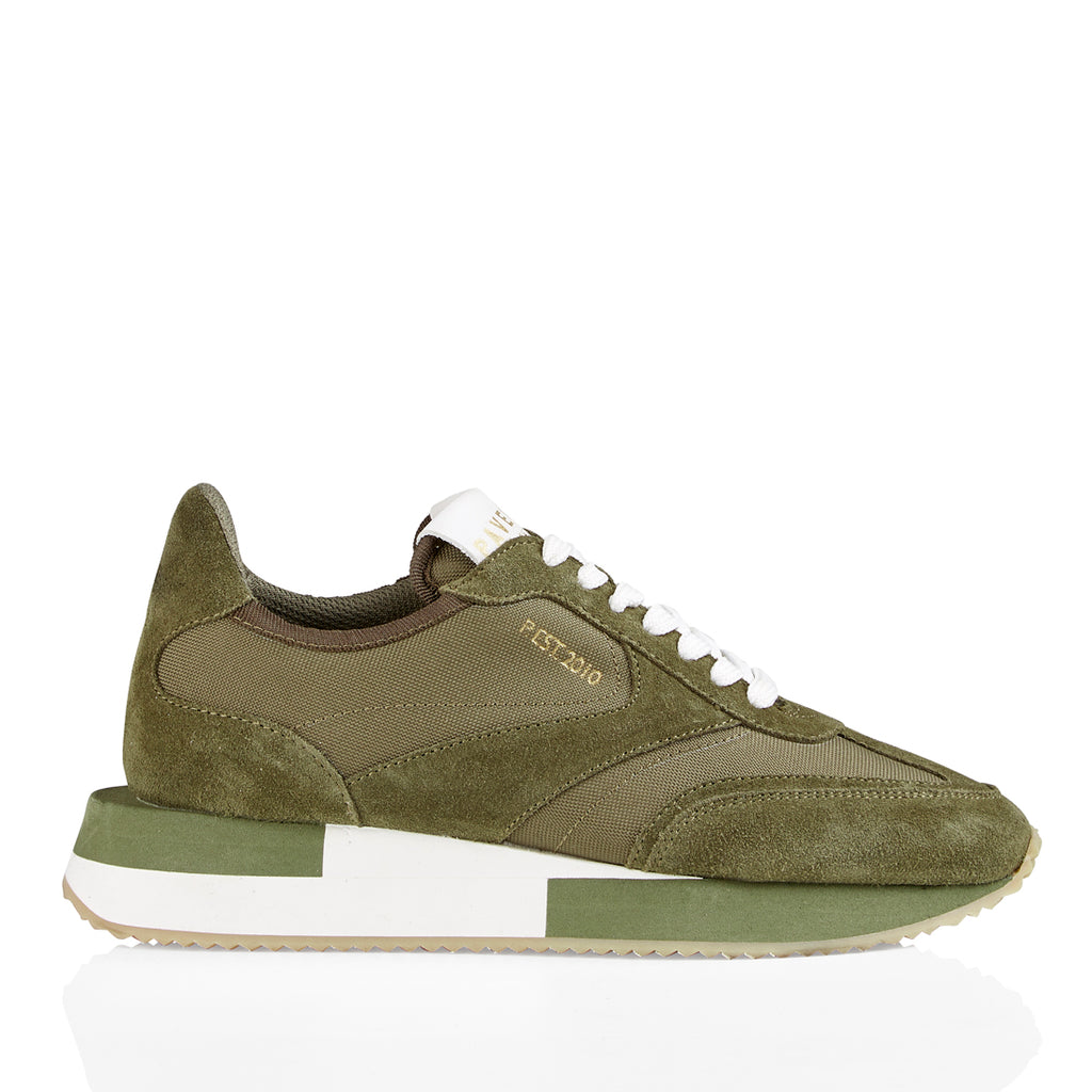 Pavement Ellie Sneakers Army 305