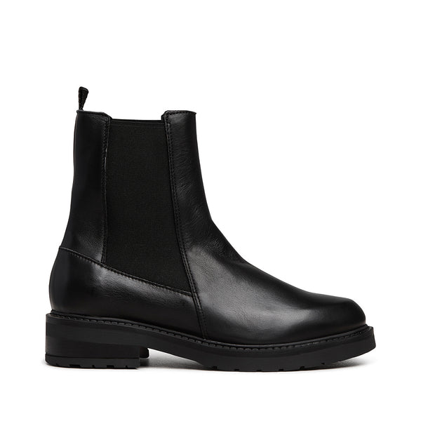 Pavement Jemma Long Boots Black garda 058