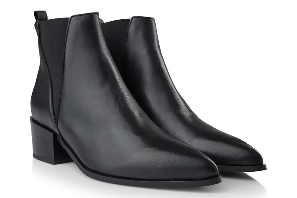Pavement Karen Boots Black 020
