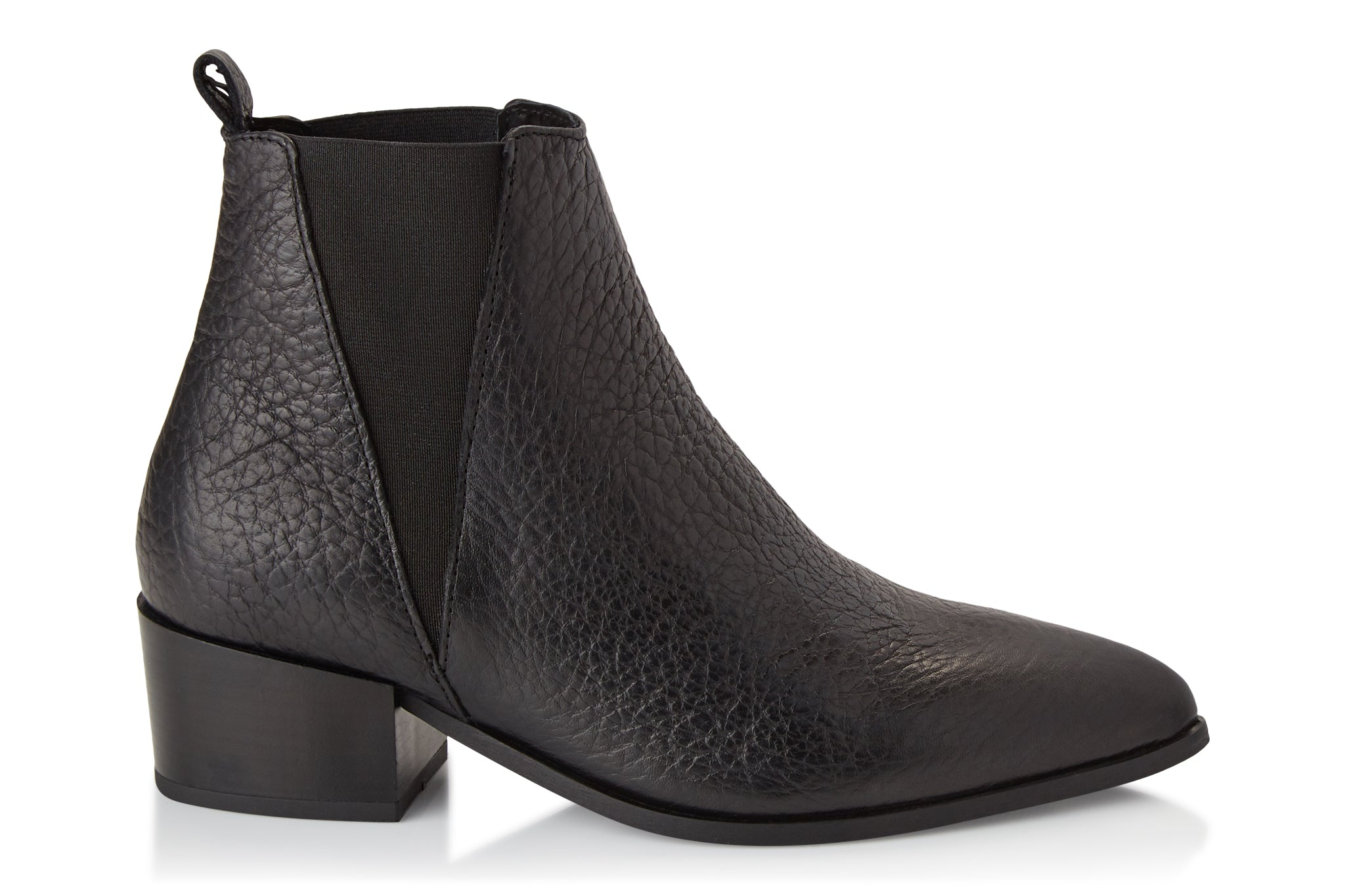 Pavement KAREN - Ankle boots - black RTe3W2