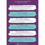 Curtain Call Aftercare Leaflets