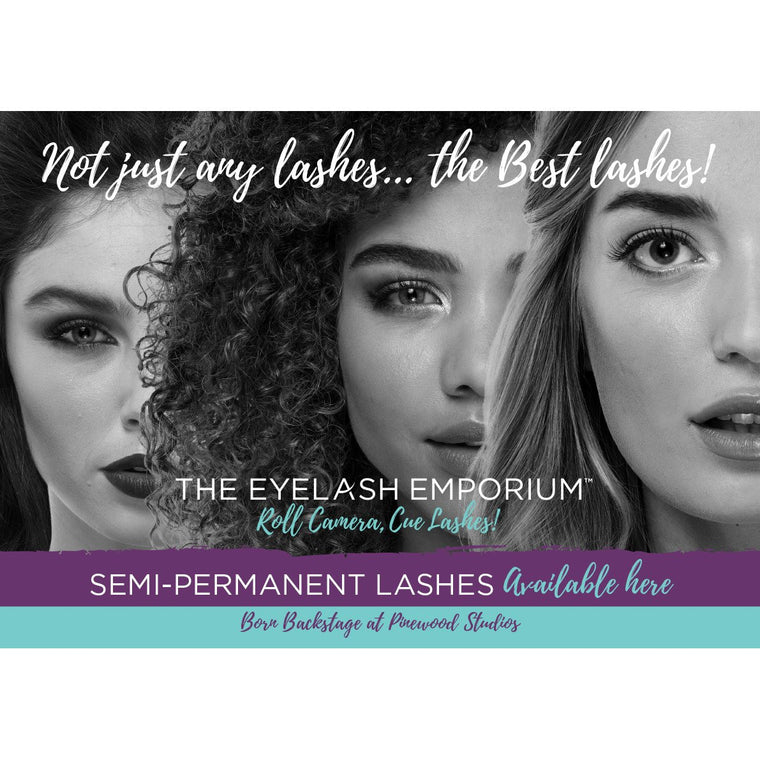 Not Just Any Lashes...The Best Lashes Poster