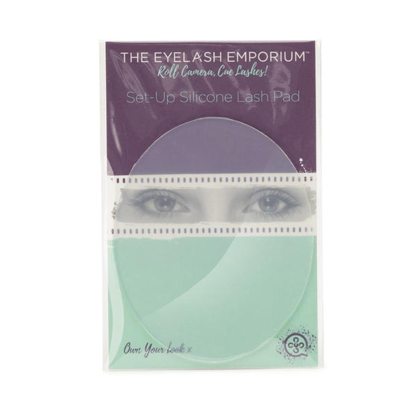 Set-Up Silicone Lash Pad