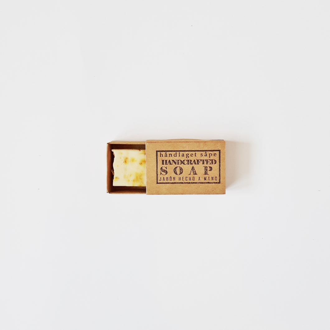LUANDA - EXOTIC FRUITS XS soap bar - minnua