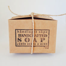BOX with 4 mini soaps - minnua