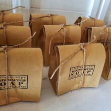 PAPER BAG SOAP FAVOR