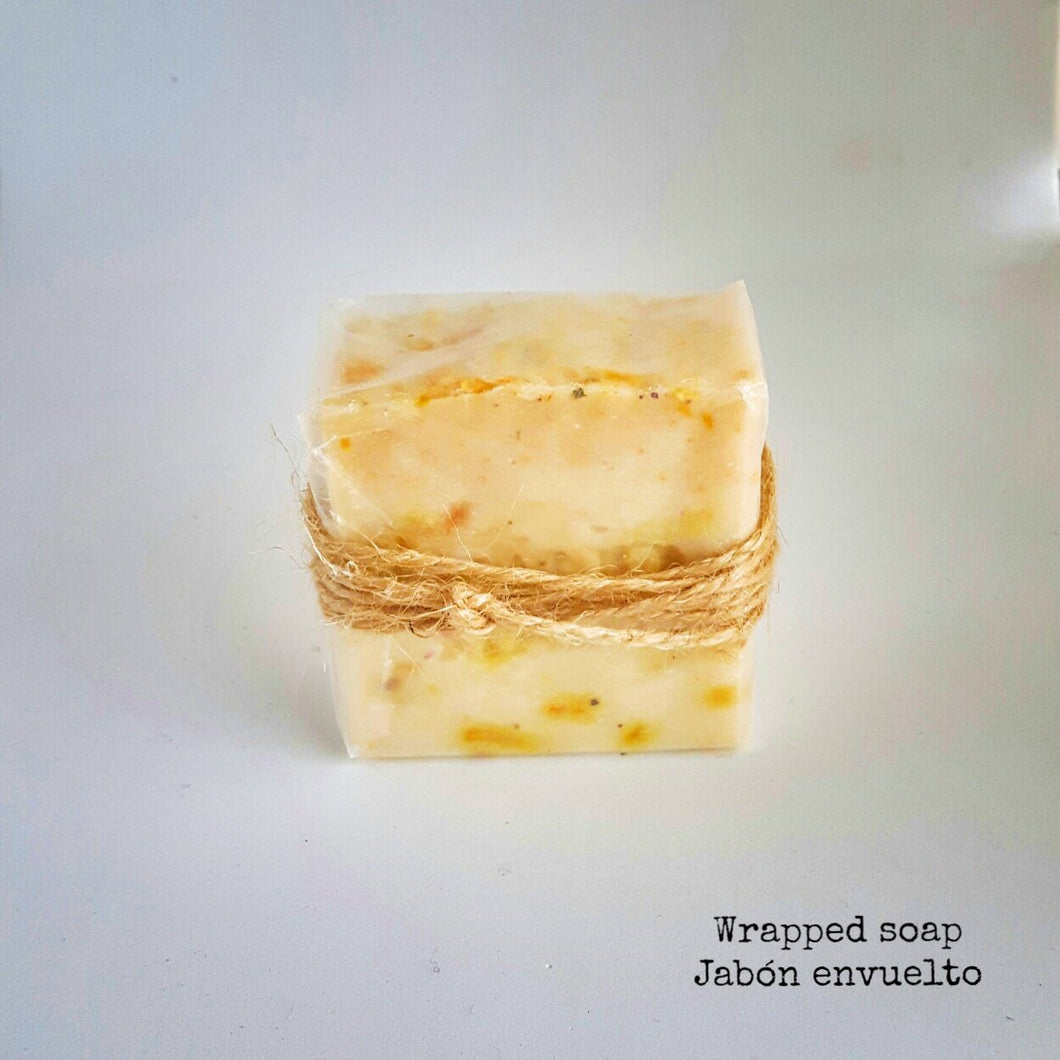 luanda - EXOTIC FRUITS soap bar - minnua