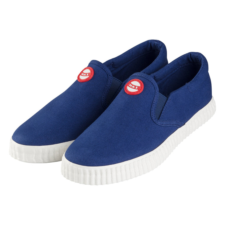 Hai Canvas Slip-on Blue