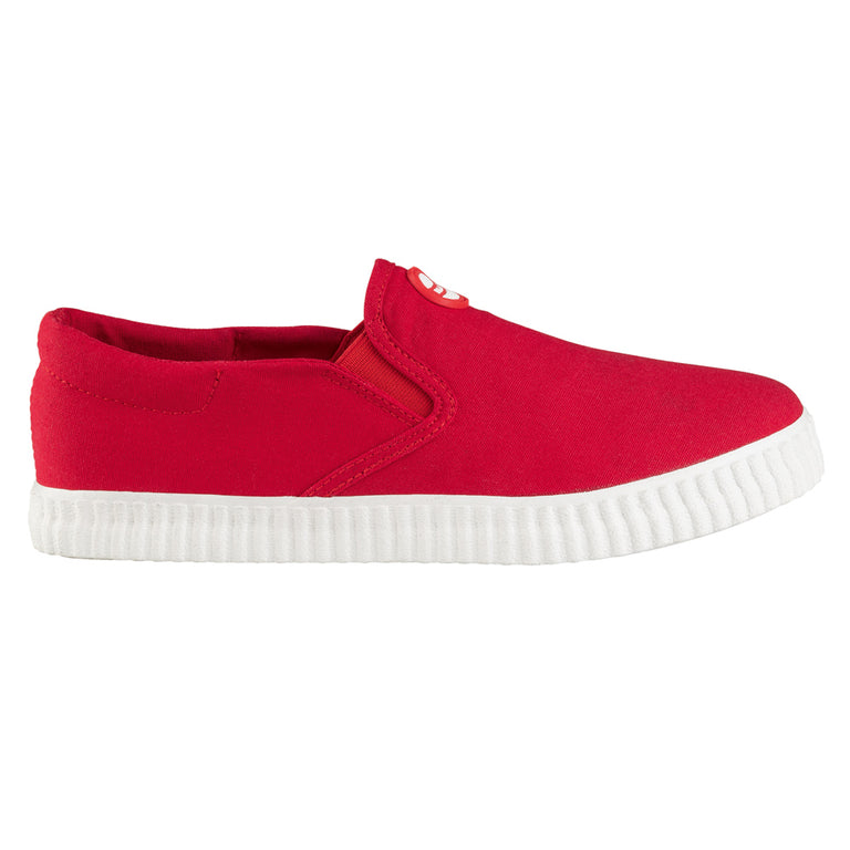Hai Canvas Slip-on Red