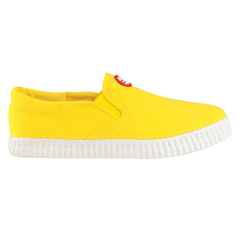Hai Canvas Slip-on Yellow