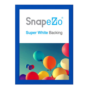 "A0 Blue SnapeZo® Snap Frame - 1.2"" Profile"