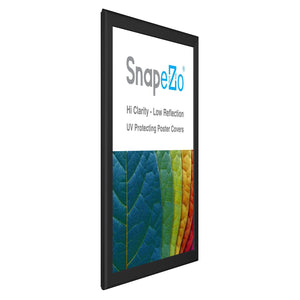 16x20 Black SnapeZo® Snap Frame - 0.8 Inch Profile