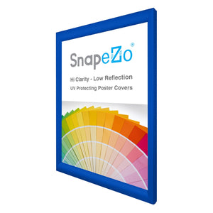 "A2 Blue SnapeZo® Snap Frame - 1.2"" Profile"