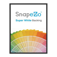 Load image into Gallery viewer, Black SnapeZo® printable frame 11X17 - super-slim
