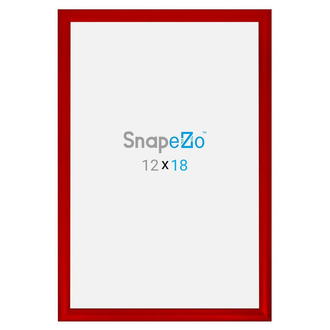 20x30 Red SnapeZo® Snap Frame - 1.2