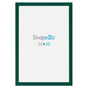 "20x30 Green SnapeZo® Snap Frame - 1.2"" Profile"