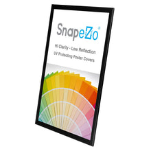 Load image into Gallery viewer, 13x19 Black SnapeZo® Snap Frame - 1.25 Inch Profile