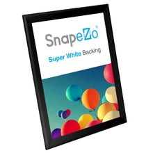 "Load image into Gallery viewer, 33x47 Black SnapeZo® Snap Frame - 1.7"" Profile"