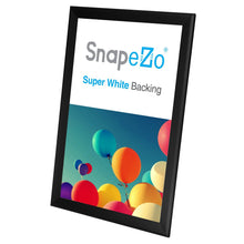 "Load image into Gallery viewer, 20x30 Black SnapeZo® Snap Frame - 1.7"" Profile"