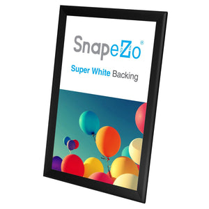 "20x30 Black SnapeZo® Snap Frame - 1.7"" Profile"