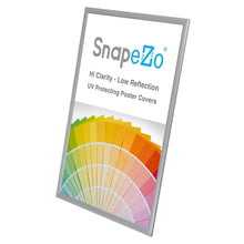 Load image into Gallery viewer, 20x30 Silver SnapeZo® Snap Frame - 1 Inch Profile
