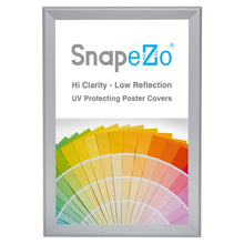 "Load image into Gallery viewer, 20x30 Silver SnapeZo® Snap Frame - 1.7"" Profile"