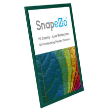 Load image into Gallery viewer, Green SnapeZo® snap frame poster size 20X30 - 1.25 inch profile