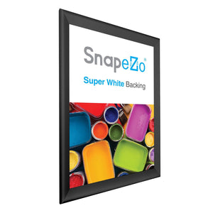 "36x50 Black SnapeZo® Snap Frame - 1.7"" Profile"