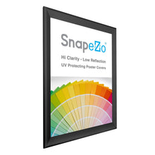 "Load image into Gallery viewer, A0 Black SnapeZo® Snap Frame - 1.7"" Profile"