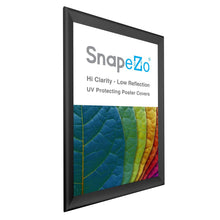 "Load image into Gallery viewer, 32x48 Black SnapeZo® Snap Frame - 1.7"" Profile"