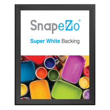 "Load image into Gallery viewer, 24x30 Black SnapeZo® Snap Frame - 1.7"" Profile"