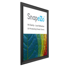 Load image into Gallery viewer, 18x24 Black SnapeZo® Snap Frame - 1.7 Inch Profile