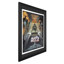 "Load image into Gallery viewer, 27x41 Black SnapeZo® Snap Frame - 2.2"" Profile"