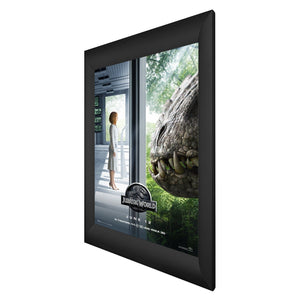 "24x36 Black SnapeZo® Snap Frame - 2.2"" Profile"