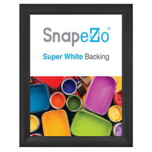 "Load image into Gallery viewer, 22x28 Black SnapeZo® Snap Frame - 2.2"" Profile"