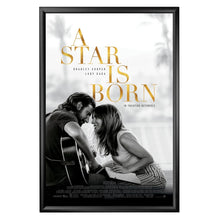 Load image into Gallery viewer, Black movie poster SnapeZo® frame poster size 24X36 - 1.2 inch profile