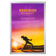 Load image into Gallery viewer, Silver movie poster SnapeZo® frame poster size 24X36 - 1.2 inch profile