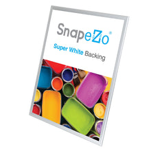 "Load image into Gallery viewer, A1 Silver SnapeZo® Snap Frame - 1.25"" Profile"
