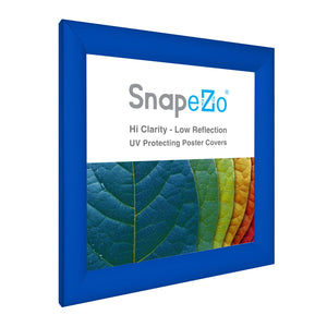 10x10 Blue SnapeZo® Snap Frame - 1.2 Inch Profile