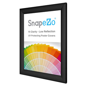 11x15 Black SnapeZo® Snap Frame - 1.2 Inch Profile
