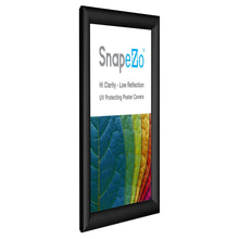 "Load image into Gallery viewer, A4 Black SnapeZo® Snap Frame - 1"" Profile"