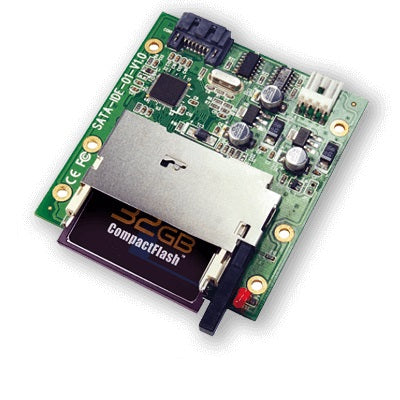 "APRO AD-CF125SATA1003R - 2.5"" SATA to CF Card Adapter"