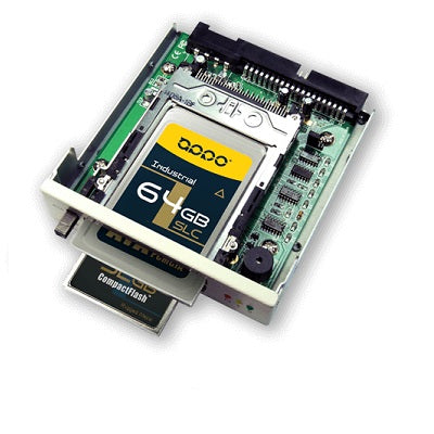 "APRO R325XX00I50XBH03R - 3.5"" IDE to 2 Slot Card Drive"