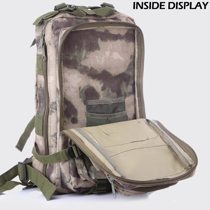 30b771865c1da Outdoor Survival Tactical Backpack for Men - The Help is here ...